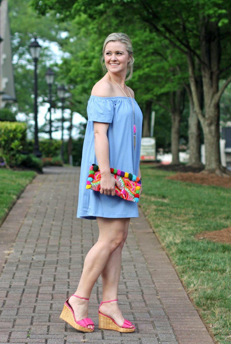 Ways To Wear Off Shoulder Dresses