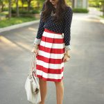 Striped Skirts (2)