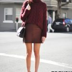 19 Ways To Wear A Fall Sweater Now - Street Style Looks (12)