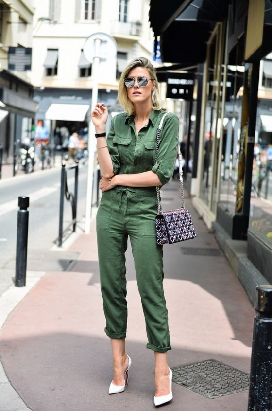 Ways to Wear Utility Jumpsuits