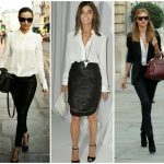 How To Wear White Silk Blouse 46