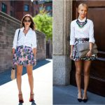 Ways To Wear White Blouses