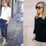 How to wear a (white) blouse