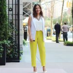 what to wear with yellow pants, how to, denim …