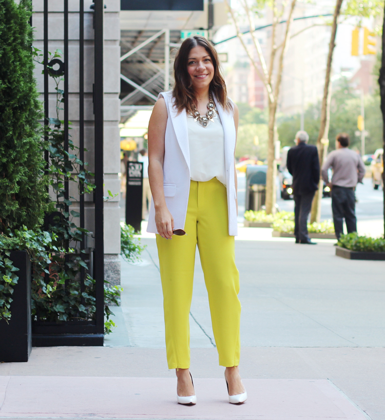 Ways To Wear Yellow Pants