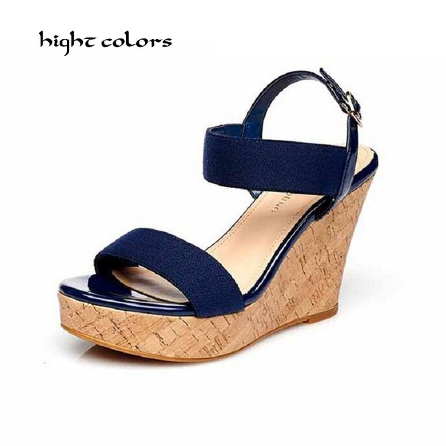 Wedge Sandals for Summer
