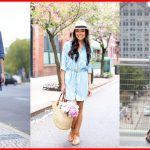 How to Wear Denim Dresses for Your Summer