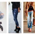 heels. #heels #boyfriendjeans