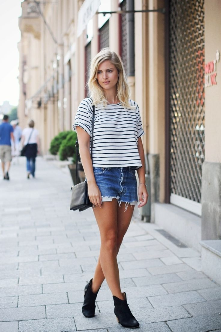 What Shorts To Wear With Ankle Boots
