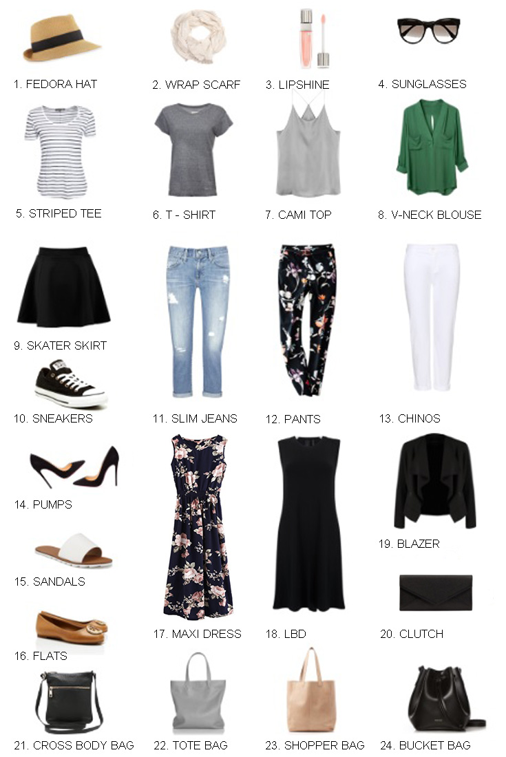 What To Wear In Paris for Summer