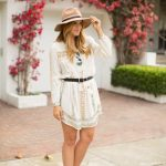 What to Wear With a Little White Dress