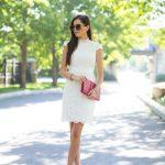 Little White Dresses - Street Style Looks (4)