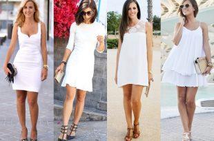 Little White Dress Style Ideas