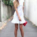 zimmermanndress 12 Ways To Wear a Little White Dress