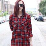 3 Ways to Wear a Plaid Shirtdress | She Saw Style
