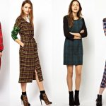Plaid Dress Outfits
