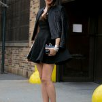 What to Wear With Block Heels - Street Style Inspiration (34)