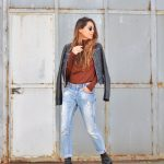 What to Wear With Your Jeans in Cold Weather (5)