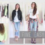 How to Wear Boyfriend Jeans: Style Lookbook