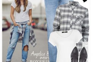 What Tops To Wear With Boyfriend Jeans 2019