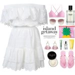 White Dresses To Wear To The Beach 2019