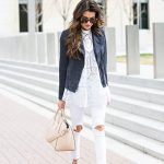 Style Tips On What To Wear With White Jeans – The White Jeans Outfit