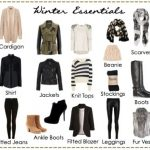 Winter essentials. Fall fashion. Fall outfits