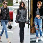 Leather Jacket Winter Wadrobe Essentials