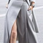 Monochromatic outfit. Mantel, Winter Fashion Looks, Winter 2016 Fashion  Trends, Autumn Fashion
