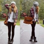 30 Winter Outfit Ideas For Women - Street Style Trends (25)