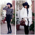 casual party outfit ideas for winter 3