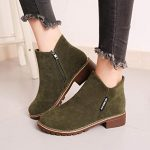 Traveller Location: Hemlock Women Dress Flat Shoes, Womens Women Boots Shoes Casual  Outdoors Winter Shoes (US:7, Army Green): Computers & Accessories