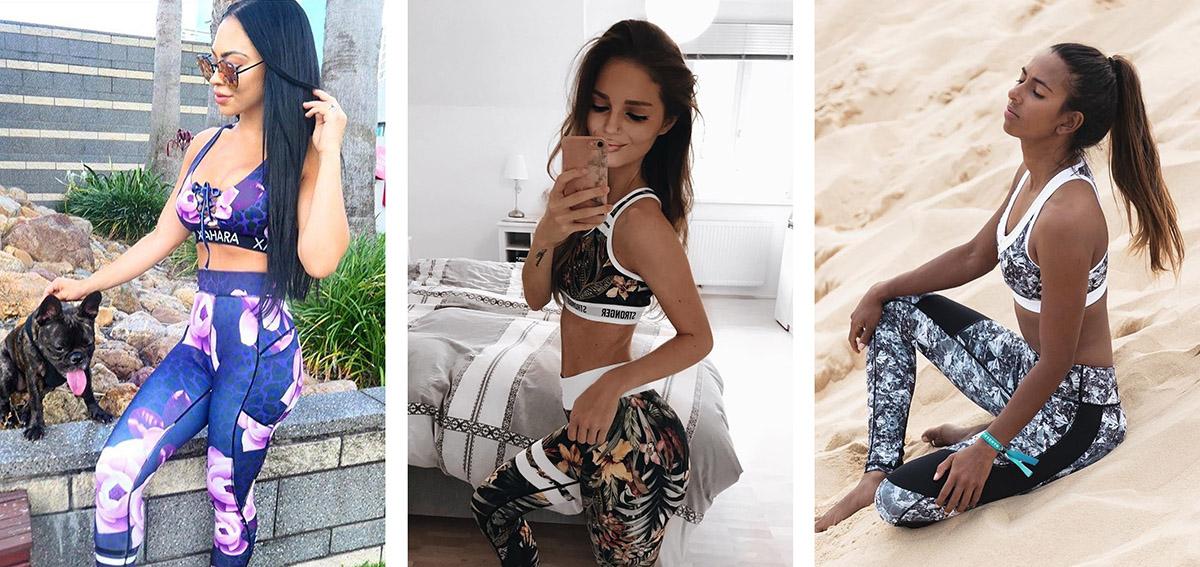 Women's Activewear Fashion Trends