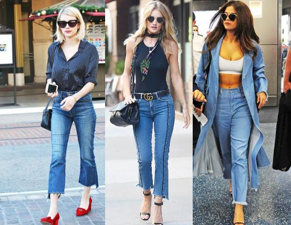 Latest Denim Fashion Trends
