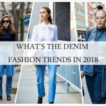 Women's Denim Fashion Trends