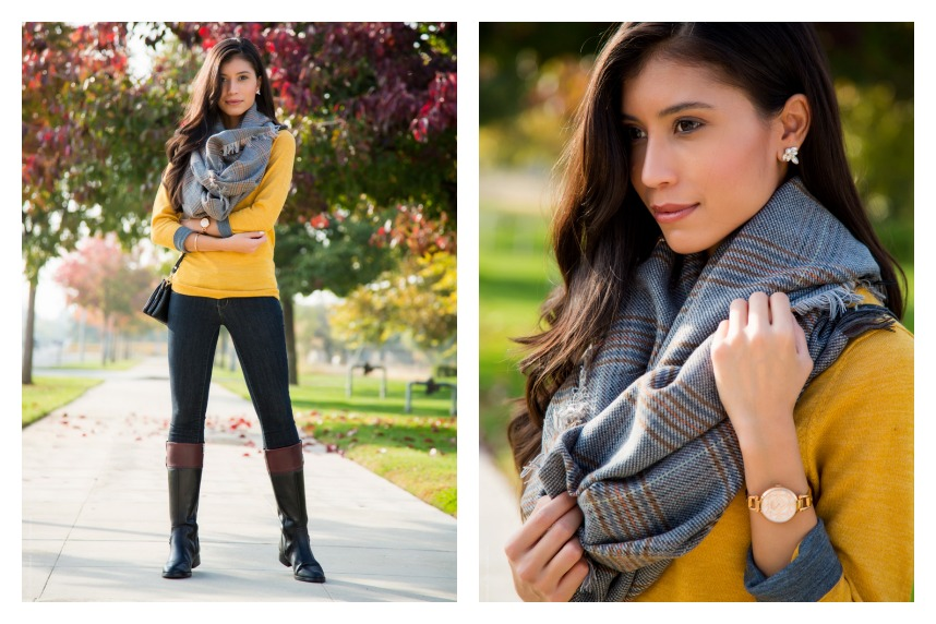 Women Wearing for Autumn