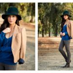 A Stylish Way to Wear a Fedora Hat this Fall & Winter