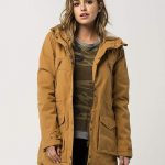 VOLCOM Walk On By Womens Parka Jacket | clothing cravings | Jackets, Parka, Womens  parka