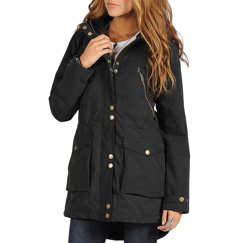 Womens Parka Jackets