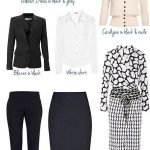 Work Wardrobe Essentials - this is my #1 my repinned pin. I sourced all the  pieces to build a classic professional wardrobe. Click to see my best picks.