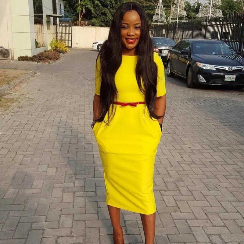 Yellow Dresses Styles