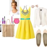 Yellow Outfit Idea for Summer. 20140619-122705-44825321.jpg