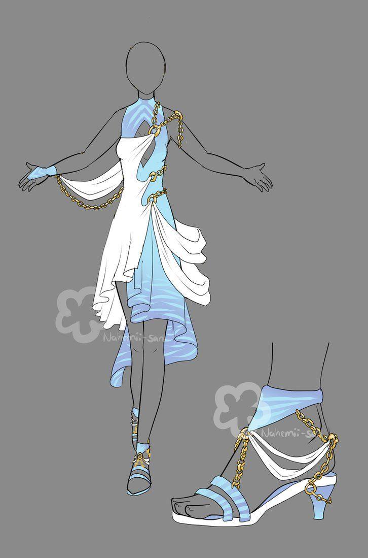 Я, дизайнер. Эскизы одежды воплоти в реально…