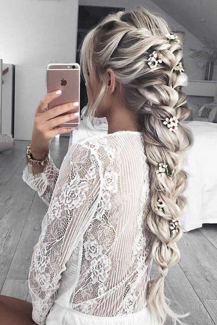 ▷ 1001 + ideas for beautiful hairstyles + DIY instructions