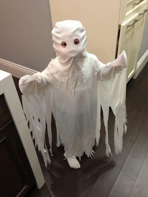 ★ Homemade Ghost Costume Ideas