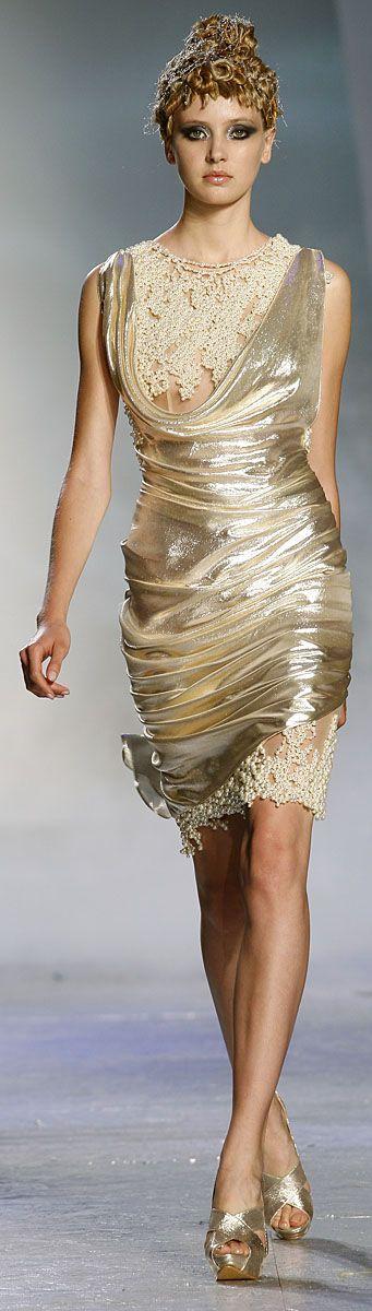 """✪ Zuhair Murad – Couture – """"Winter rhapsody"""", F/W 2009-2010  ✪ en.flip-z…"""