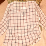 💃Adorable Plaid Blouse Brand new from my boutique. Adorable plaid blouse, wit...