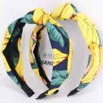 1 PC New Arrival Cloth Hairbands Headbands for Women Cotton Elastic Hairbands Sp...