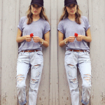 10 Cool Ways To Wear Boyfriend Jeans This Summer