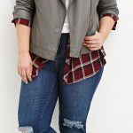 10 Cute Fall Outfit Ideas For Plus Size #fashion 10 cute fall outfit ideas for p...